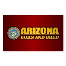 Arizona Born and Bred Decal