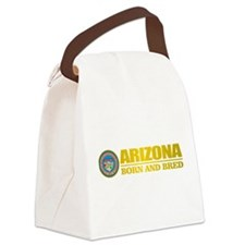 Arizona Born and Bred Canvas Lunch Bag