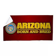 Arizona Born and Bred Beach Towel
