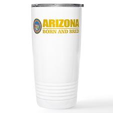 Arizona Born and Bred Travel Mug