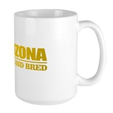 Arizona Born And Bred Mugs