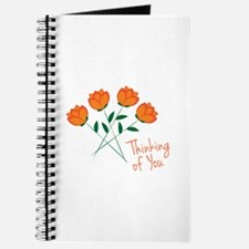 Thinking Of You Journal