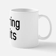 Stop staring at my tits Mug