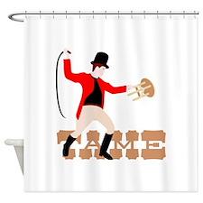 Tamer Shower Curtain
