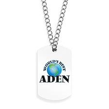 World's Best Aden Dog Tags