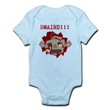 BWAINS!!! Gory zombie baby Body Suit
