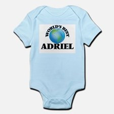 World's Best Adriel Body Suit