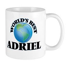 World's Best Adriel Mugs