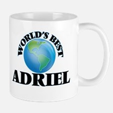 World's Best Adriel Mugs