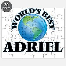World's Best Adriel Puzzle