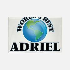 World's Best Adriel Magnets