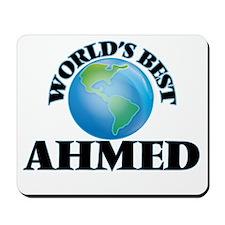 World's Best Ahmed Mousepad