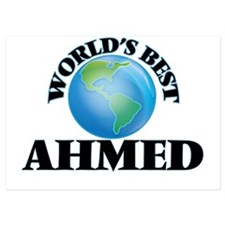 World's Best Ahmed Invitations
