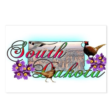 South Dakota Postcards (Package of 8)