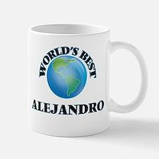 World's Best Alejandro Mugs