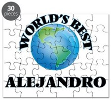 World's Best Alejandro Puzzle