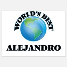 World's Best Alejandro Invitations