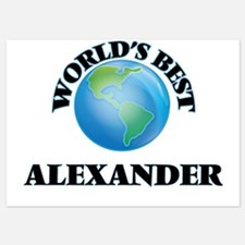 World's Best Alexander Invitations