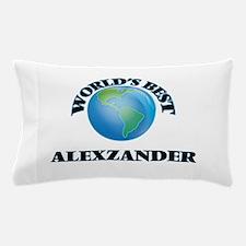 World's Best Alexzander Pillow Case