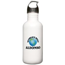 World's Best Alfonso Sports Water Bottle
