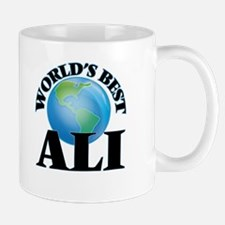 World's Best Ali Mugs