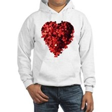 the heart Hoodie