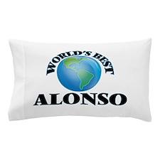 World's Best Alonso Pillow Case
