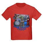 Vancouver Souvenir Kids T-Shirt Cool Kid's Gifts