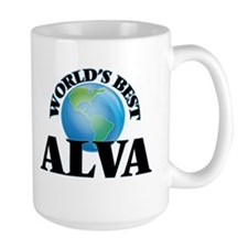World's Best Alva Mugs
