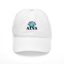 World's Best Alva Baseball Cap