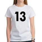 Cursed 13 Women's T-Shirt