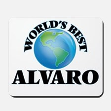 World's Best Alvaro Mousepad