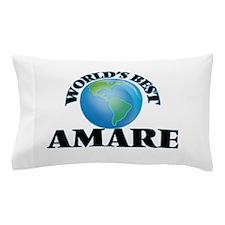 World's Best Amare Pillow Case