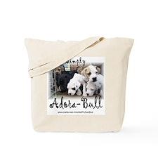 Adora-Bull Tote Bag
