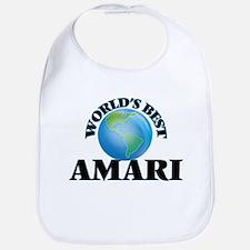 World's Best Amari Bib