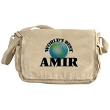 World's Best Amir Messenger Bag
