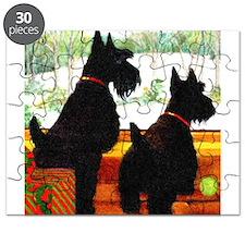 A Scottie Christmas Puzzle