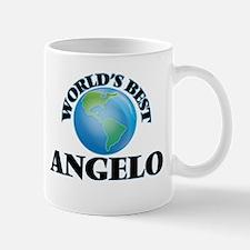 World's Best Angelo Mugs