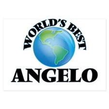 World's Best Angelo Invitations