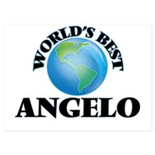 World's Best Angelo Invitations