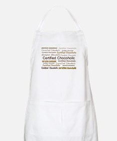 Certified Chocolate BBQ Apron