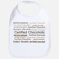 Certified Chocolate Bib