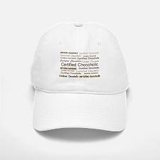 Certified Chocolate Baseball Baseball Cap