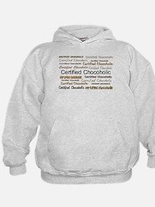 Certified Chocolate Hoodie