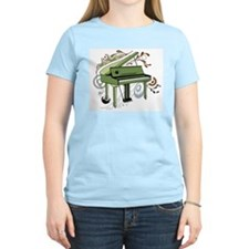 abstract piano (color) T-Shirt