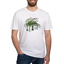 abstract piano (color) Shirt