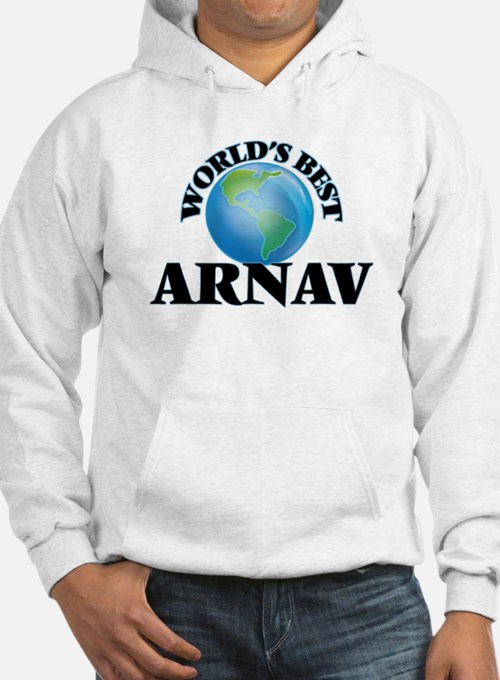 World's Best Arnav Jumper Hoody