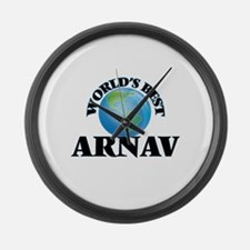 World's Best Arnav Large Wall Clock