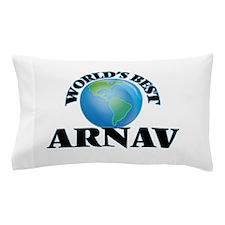 World's Best Arnav Pillow Case