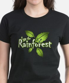 Save the rainforest 2 Tee